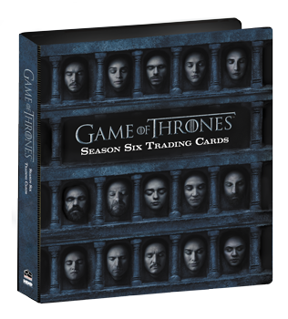 2017 Game of Thrones Season 6 - Album