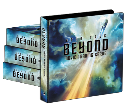 Star Trek Beyond Movie Cards - Album Case (4)