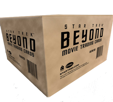 Star Trek Beyond Movie Cards - Case (12 Boxes)