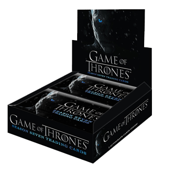 2018 Game of Thrones Season 7 - Box (24 Packs)