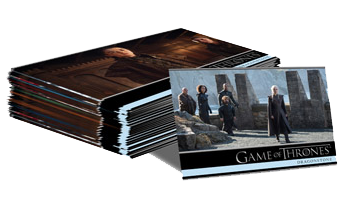 2018 Game of Thrones Season 7 - Base Set (81 Cards)
