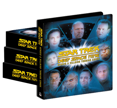 2018 Star Trek DS9 Heroes & Villains Album Case (4)