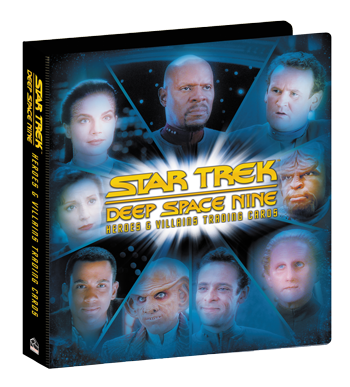 2018 Star Trek DS9 Heroes & Villains Album
