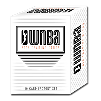 2018 WNBA Set with 2 Autographs