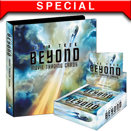 2017 Star Trek Beyond Box and Binder Combo