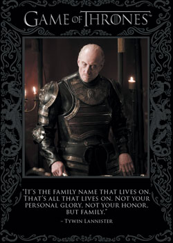 The Quotable Game of Thrones