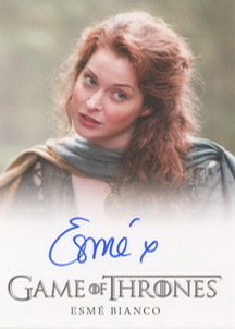 Esme Bianco as Ros (Full-Bleed) <FONT COLOR=BLUE SIZE=-1>Limited  (Upper End) </FONT>