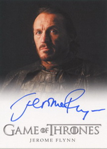Jerome Flynn as Bronn (Full-Bleed) <FONT COLOR=BLUE SIZE=-1>Limited  (Upper End) </FONT>