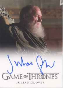 Julian Glover as Grand Maester Pycelle (Full-Bleed) <FONT COLOR=BLUE SIZE=-1>Limited  (Upper End) </FONT>