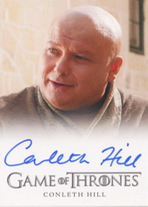 Conleth Hill as Lord Varys (Full-Bleed) <FONT COLOR=BLUE SIZE=-1>Limited  (Upper End) </FONT>