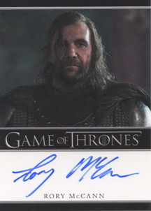 Rory McCann as Sandor Clegane <U><I>The Hound</I></U> (Bordered) <FONT COLOR=BLUE SIZE=-1>Limited  (Upper End) </FONT>