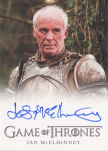 Ian McElhinney as Barristan Selmy (Full-Bleed) <FONT COLOR=BLUE SIZE=-1>Limited  (Upper End) </FONT>