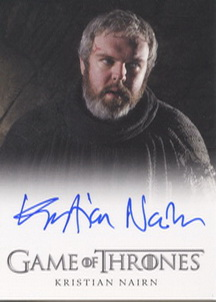Kristian Nairn as Hodor (Full-Bleed) <FONT COLOR=BLUE SIZE=-1>Limited  (Upper End) </FONT>