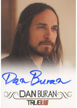 Dan Buran as Marcus Bozeman (Full Bleed) <FONT COLOR=BLUE SIZE=-1>Limited</FONT>