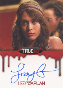 Lizzy Caplan as Amy Burley <FONT COLOR=RED SIZE=-1>Very Limited</FONT>