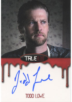 Todd Lowe as Terry Bellefleur <FONT COLOR=RED SIZE=-1>Very Limited</FONT>