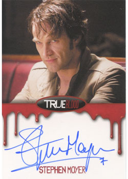 Stephen Moyer as Bill Compton <FONT COLOR=RED><B>Extremely Limited</B></FONT>