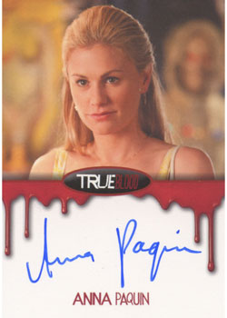 Anna Paquin as Sookie Stackhouse <FONT COLOR=RED><B>Extremely Limited</B></FONT>