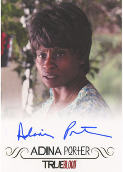 Adina Porter as Lettie May Thornton (Full Bleed) <FONT COLOR=BLUE SIZE=-1>Limited</FONT>