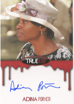Adina Porter as Lettie May Thornton <FONT COLOR=BLUE SIZE=-1>Limited</FONT>