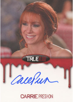 Carrie Preston as Arlene Fowler <FONT COLOR=BLUE SIZE=-1>Limited</FONT>
