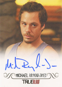 Michael Raymond James as Rene Lenier (Full Bleed) <FONT COLOR=BLUE SIZE=-1>Limited</FONT>