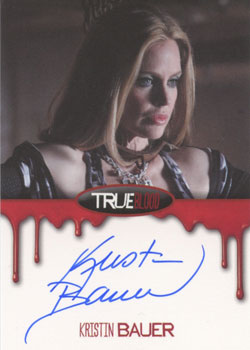 Kristin Bauer as Pam Autograph Card