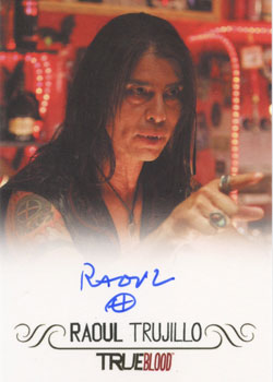 Raoul Trujillo as Longshadow (Full Bleed) <FONT COLOR=BLUE SIZE=-1>Limited</FONT>
