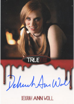 Deborah Ann Woll as Jessica Hamby <FONT COLOR=BLUE SIZE=-1>Limited</FONT>