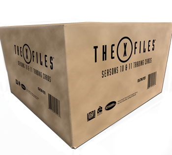 The X-Files Seasons 10 & 11 Trading Cards - Case (12 Boxes)