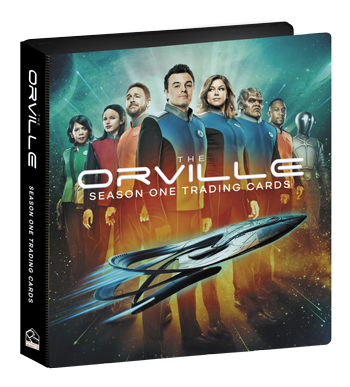 2019 The Orville Season 1 Trading Cards - Album