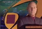Star Trek 40th Anniv Captain Picard Costume Card C33A