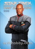 Deep Space Nine Heroes and Villains Captain Sisko Metal Card