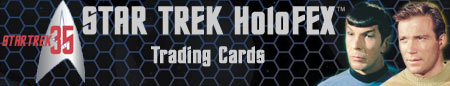 Star Trek HoloFEX Trading Cards